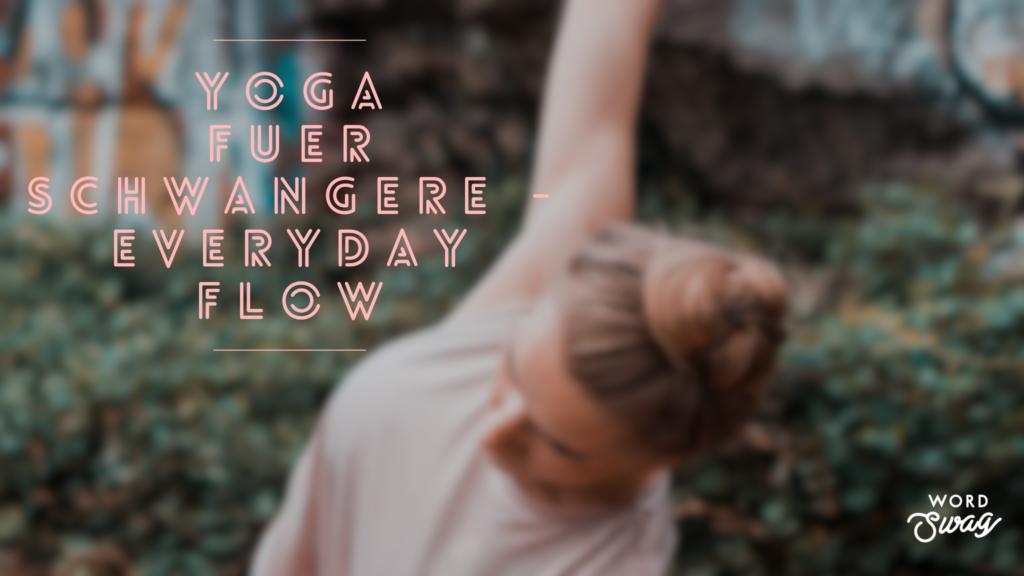 Yoga für Schwangere | 20Min Everyday Flow | Alle Trimester
